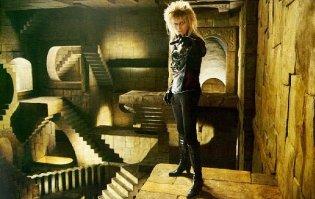 escher labyrinth